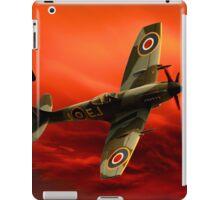 spitfire iPad Case/Skin
