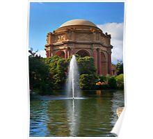 Palace of Fine Arts, San Francisco CA Poster