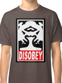 DISOBEY Classic T-Shirt