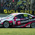 333- Wilson Security V8 supercar by feeee