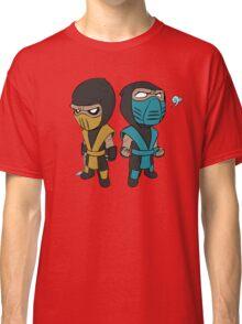 Scorpion & Sub-Zero Classic T-Shirt
