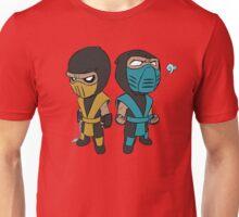 Scorpion & Sub-Zero Unisex T-Shirt