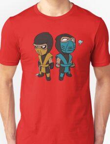 Scorpion & Sub-Zero T-Shirt