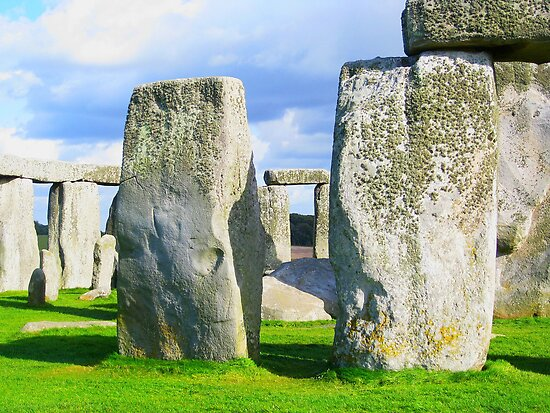 England, Stonehenge. 2009 by Igor Pozdnyakov