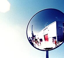 Infra red Mirror by John Violet