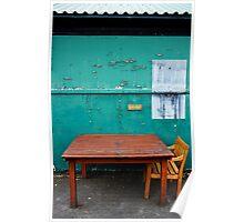 Tea rooms Poster