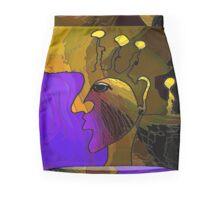 Smoldering Woman Mini Skirt