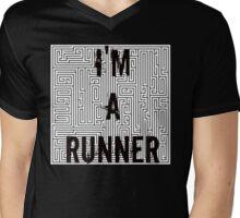 Maze Runner  Mens V-Neck T-Shirt