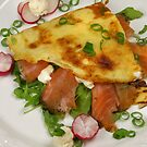 Potatoe Crêpes and Salmon by SmoothBreeze7