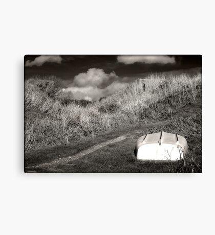 Boring Shipwreck no. 86 Canvas Print