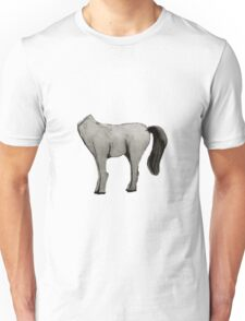 Feed the Horse Unisex T-Shirt