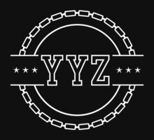 YYZ Chain Crest by northsidelife