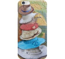 Hats Off iPhone Case/Skin