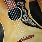 Guitar by Beth A