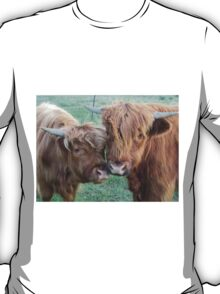 Aelbie and Barney  21 May 2014 T-Shirt