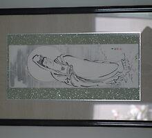Kwan Eum,Bodishiva #1 by min1972