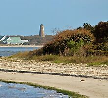 """Old Baldy"" Lighthouse by Cynthia48"