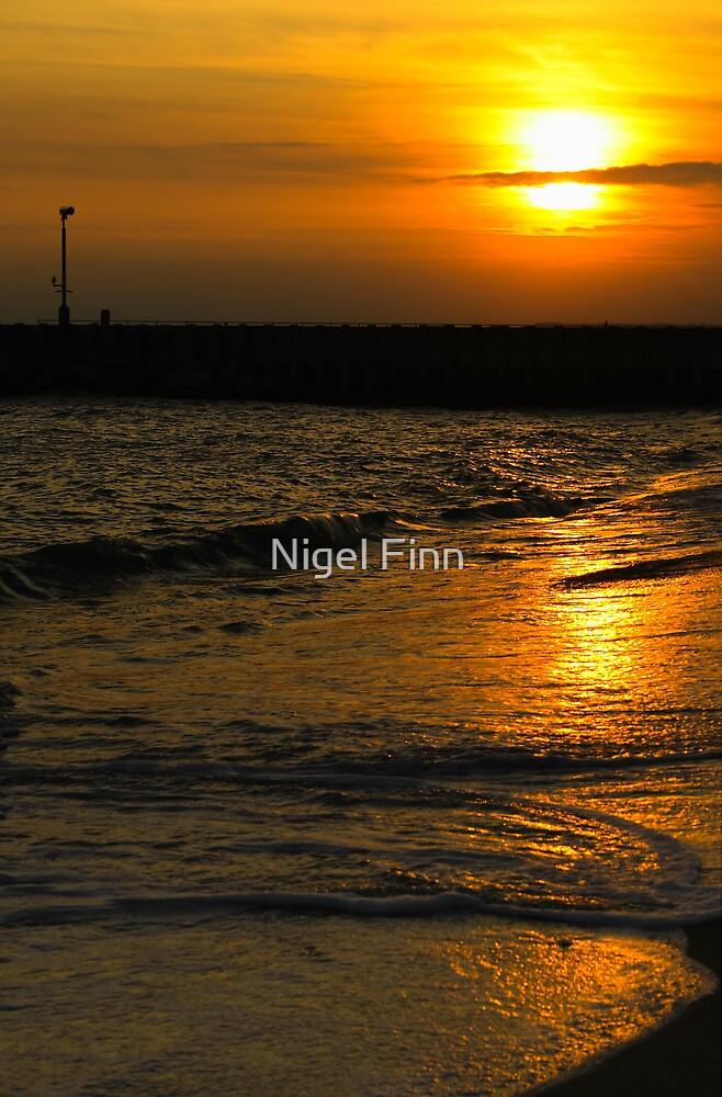 Don't Let The Sun... by Nigel Finn