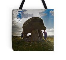 Kilclooney Dolmen, County Donegal Tote Bag
