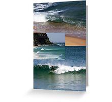 Coastal Visions Greeting Card