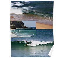 Coastal Visions Poster
