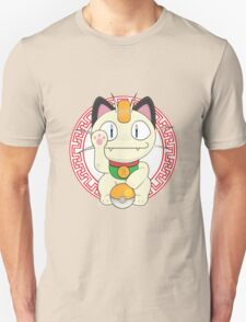 Maneki meowth Unisex T-Shirt