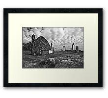 Benbecula: St. Columba's Kirk Framed Print