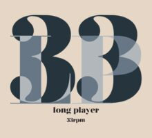 Long Player T-Shirt