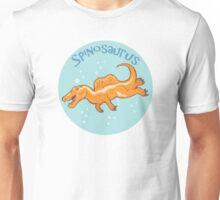 Cute Spinosaurus Unisex T-Shirt