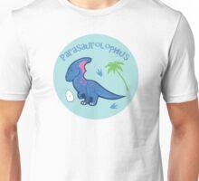 Cute Parasaurolophus Unisex T-Shirt