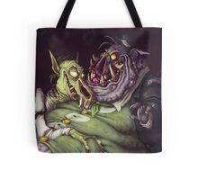 Monster Men Tote Bag