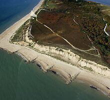 Hengistbury Head by Mark Kopczewski