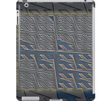 """Z Order Lebesgue Curve""© iPad Case/Skin"