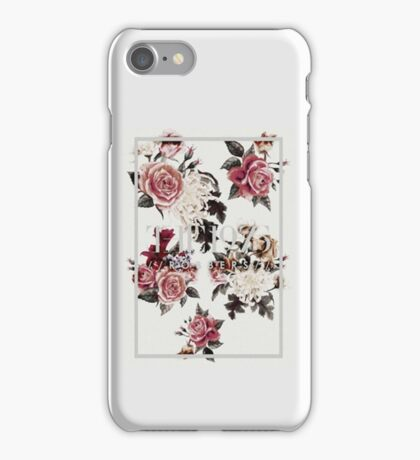 THE 1975 - ROBBERS iPhone Case/Skin