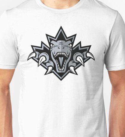 NSL Dino Silver Leaf Unisex T-Shirt