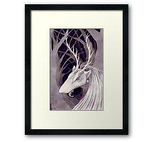 52-40 Framed Print