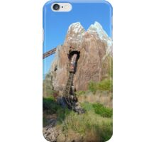 Expedition Everest- Animal Kingdom iPhone Case/Skin
