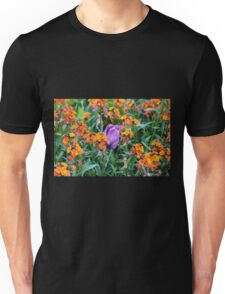 Hidden Tulip Unisex T-Shirt