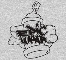 epic spray can by epicwear