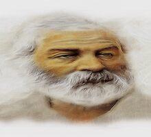 Walt Whitman by JohnDSmith