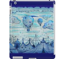 day at the circus  iPad Case/Skin