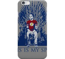 This is my spot iPhone Case/Skin