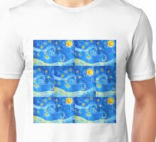 After Van Gough Unisex T-Shirt