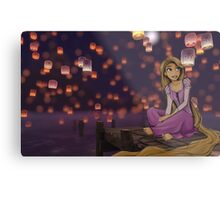 The Lost Princess Metal Print
