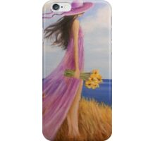 A LOVELY VIEW iPhone Case/Skin