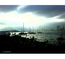 The Calm after the Storm Photographic Print