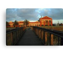 Matilda Bay Brewery  Canvas Print