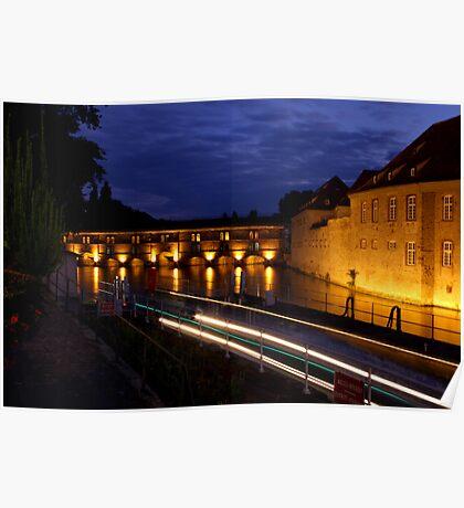 Night Moves @ Strasbourg Poster