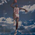 Michael Jordan#1 by min1972