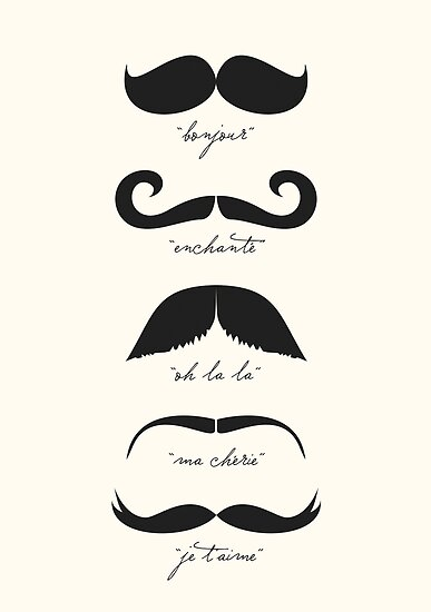 Monsieur Moustache by TheLoveShop